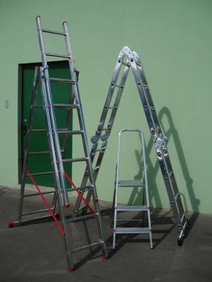Выбор лестничной конструкции из алюминиевого сплава