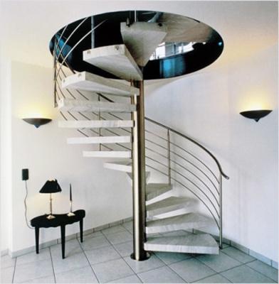 Лестничные ступени для подвального помещения