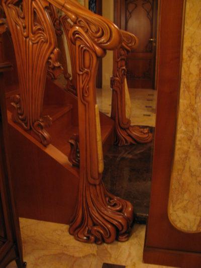 Лестница, как произведение искусства